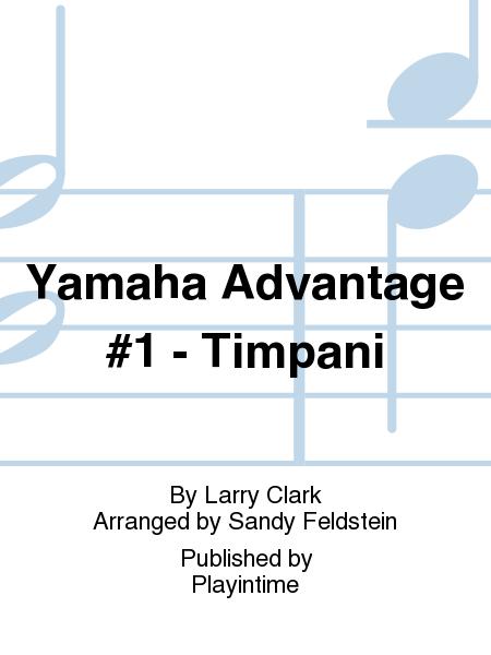 Yamaha Advantage #1 - Timpani
