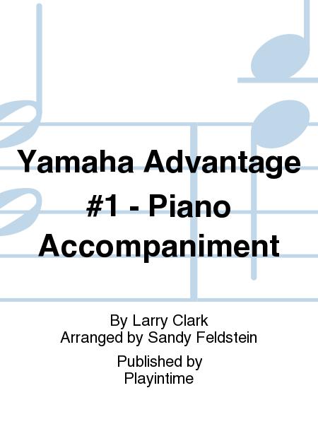 Yamaha Advantage #1 - Piano Accompaniment