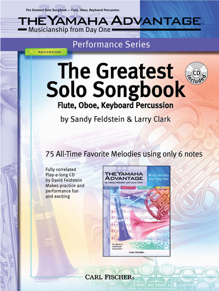 Greatest Solo Songbook - Flute/Oboe