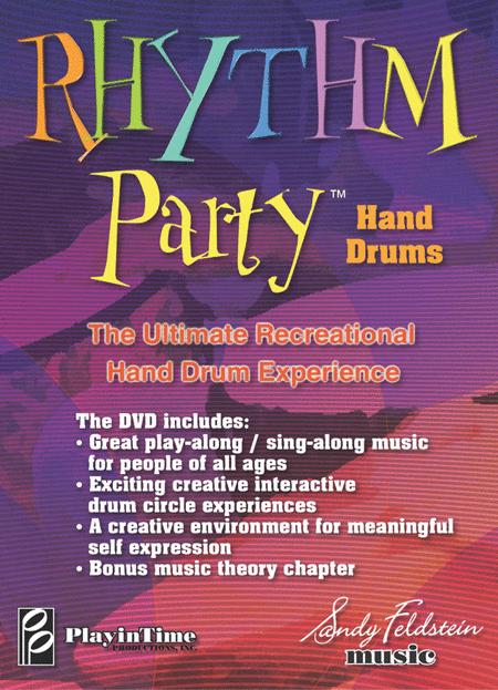 Rhythm Party Hand Drum - Dvd