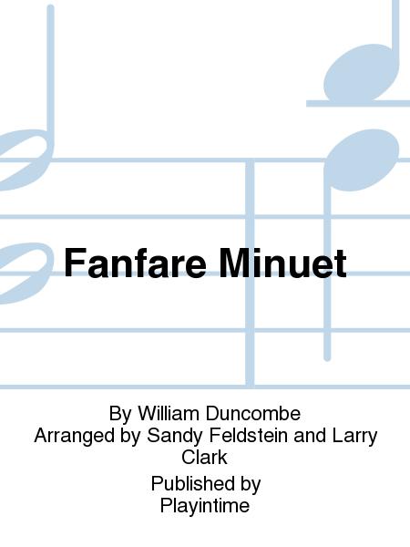 Fanfare Minuet