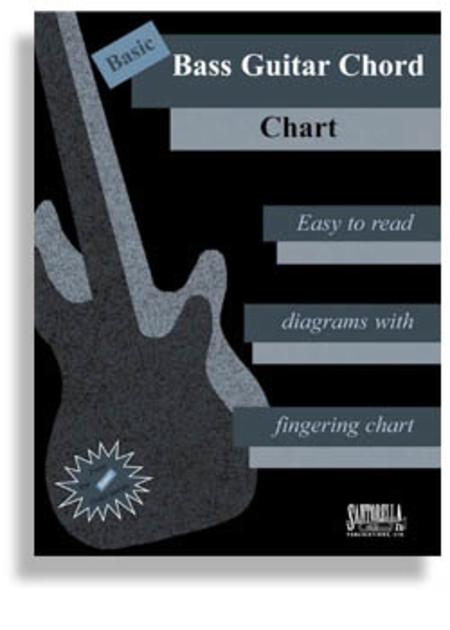 Basic Bass Guitar Chord Chart
