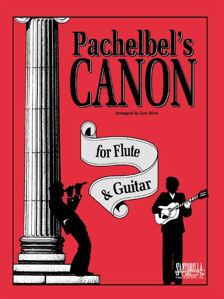 Pachelbel's Canon for Flute & Guitar