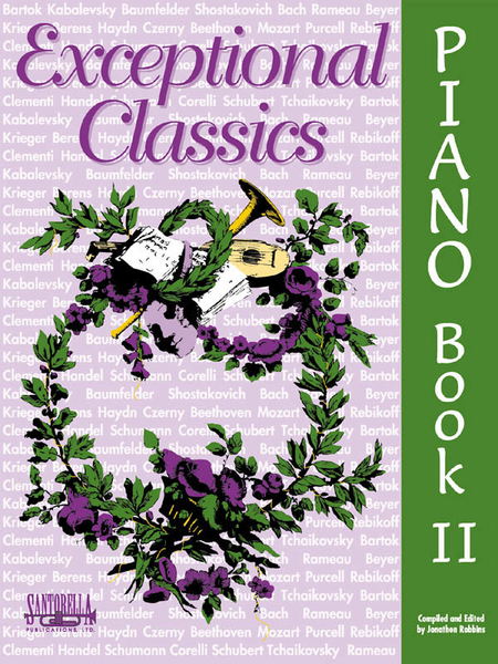 Exceptional Classics for Piano * Level 2
