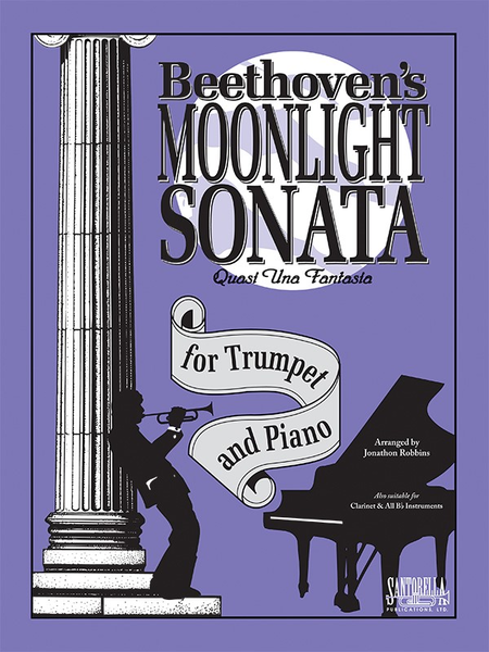 Moonlight Sonata for Trumpet & Piano