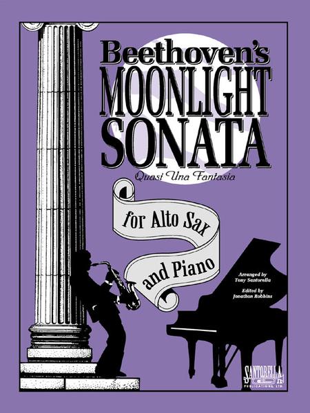 Moonlight Sonata for Alto Sax and Piano