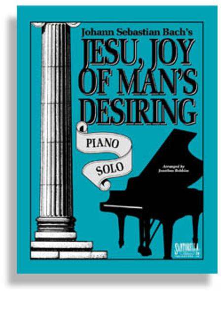 Jesu, Joy of Man's Desiring * Piano Solo