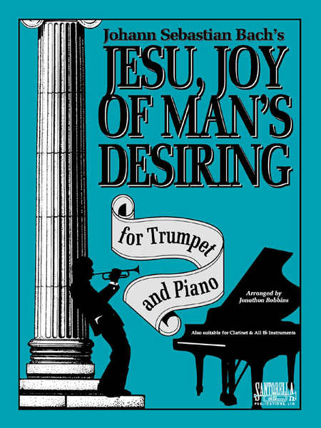 Jesu, Joy Of Man's Desiring for Trumpet & Piano