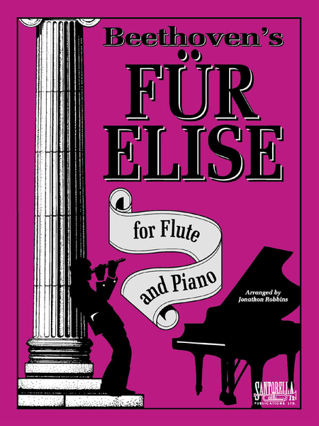 Beethoven's Fur Elise For Flute And Piano Sheet Music By Ludwig ...
