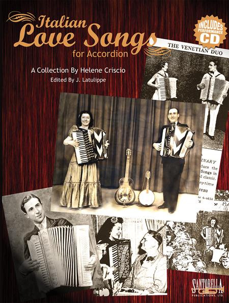 Italian Love Songs for Accordion