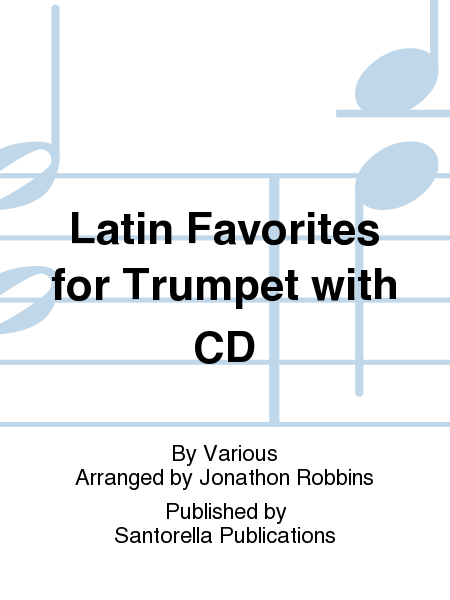 Latin Favorites for Trumpet with CD
