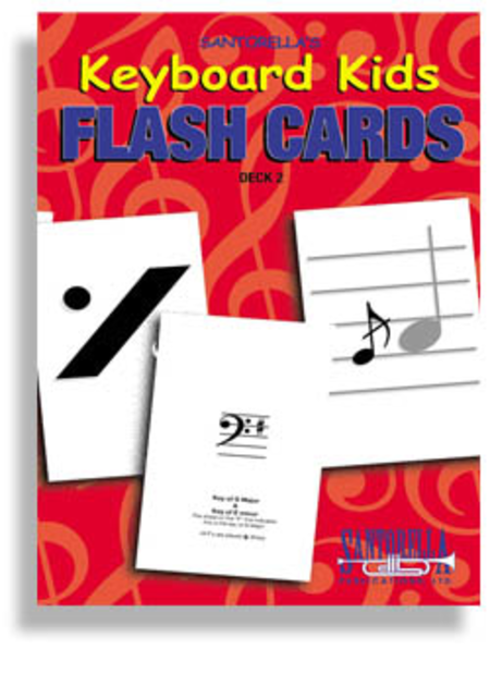 Keyboard Kids Flashcards * Deck 2