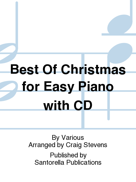 Best Of Christmas for Easy Piano with CD
