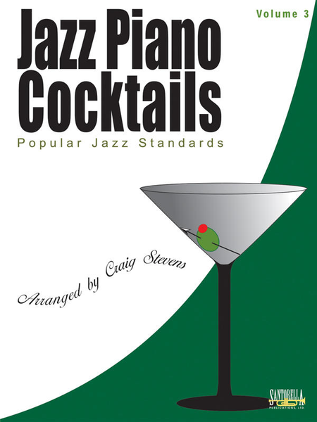 Jazz Piano Cocktails Vol 3.