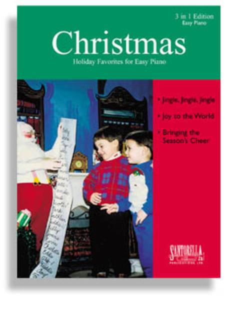 Jingle, Jingle, Jingle, Joy To The World, Bringing The Season's Cheer