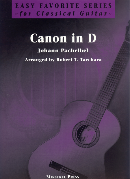 Canon In D for Easy Guitar