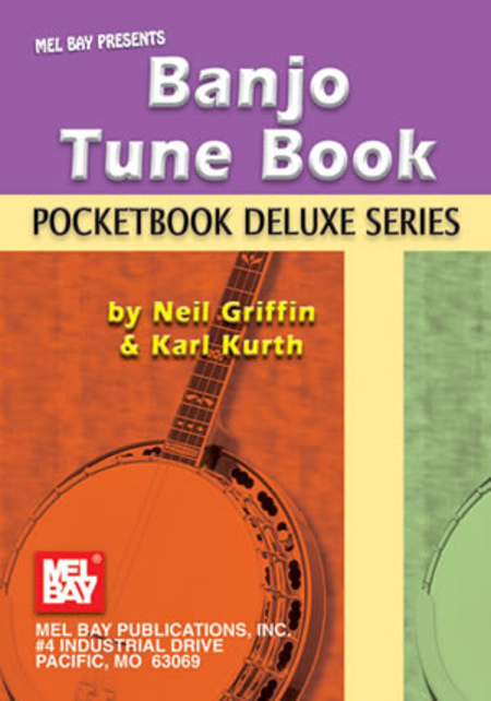 Banjo Tune Book, Pocketbook Deluxe Series