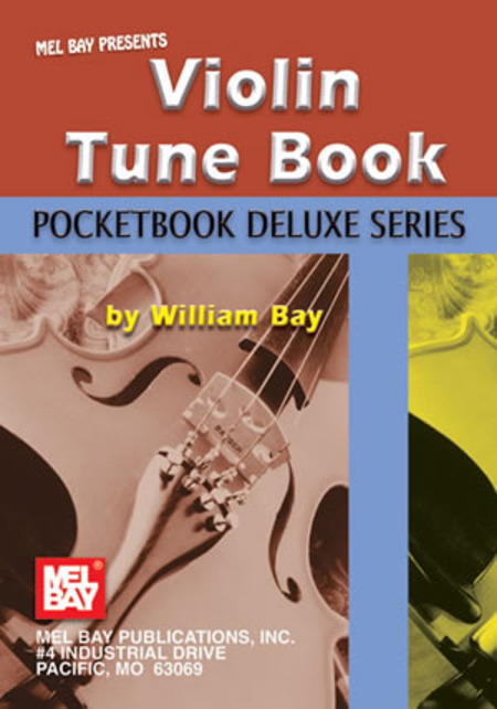 Violin Tune Book, Pocketbook Deluxe Series