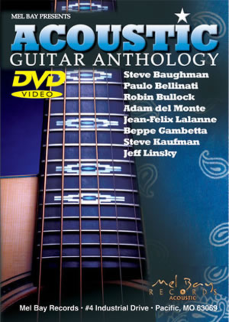 Acoustic Guitar Anthology