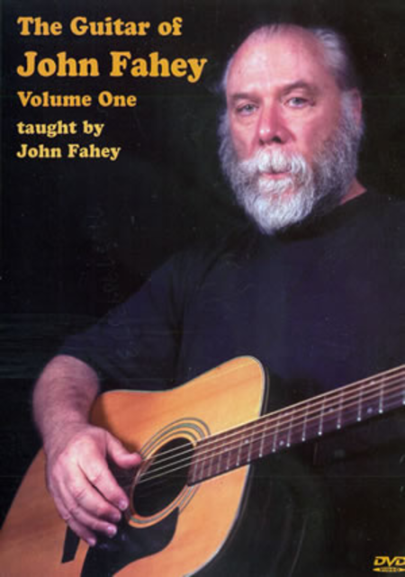 The Guitar of John Fahey Volume 1 Video