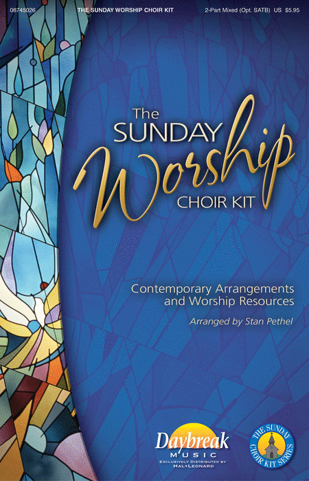 The Sunday Worship Choir Kit