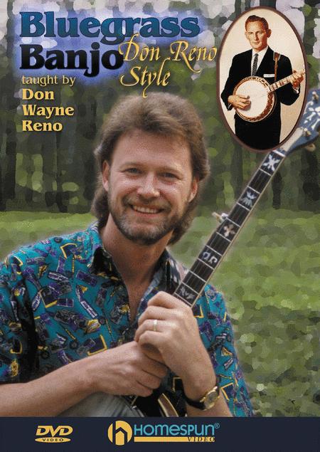 Bluegrass Banjo - Don Reno Style
