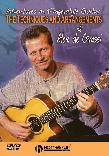 The Techniques and Arrangements of Alex de Grassi