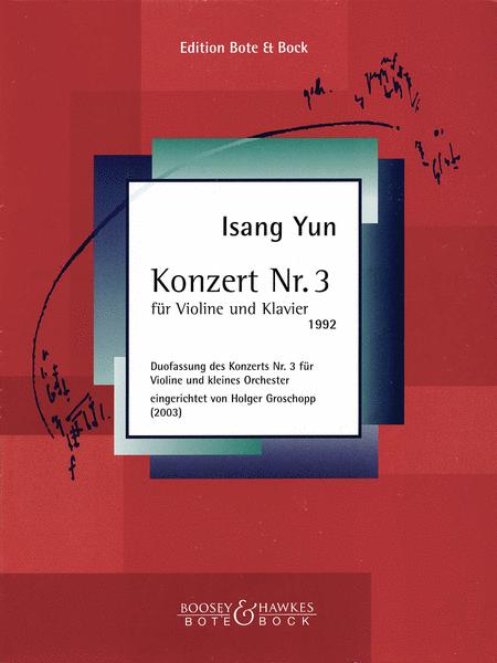 Concerto No. 3 (1992)