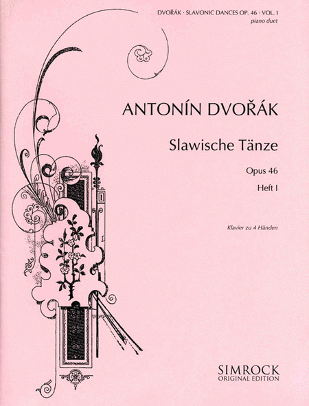 Slavonic Dances, Op. 46 - Volume 1