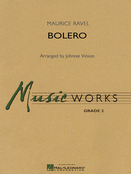 Bolero (Young Concert Band Edition)