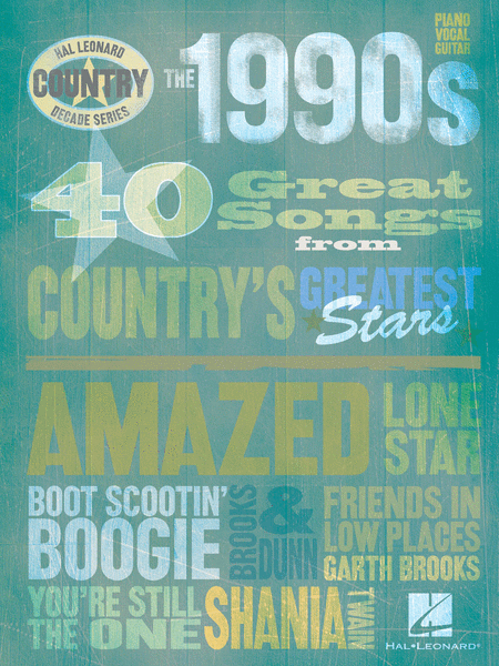 The 1990s - Country Decade Series