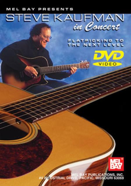 Steve Kaufman in Concert