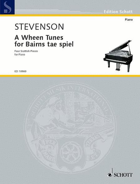 A Wheen Tunes for Bairns tae spiel