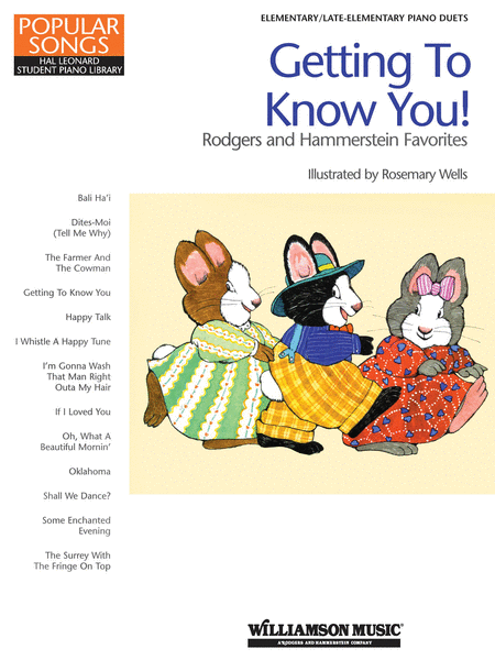 Getting to Know You! - Rodgers and Hammerstein Favorites