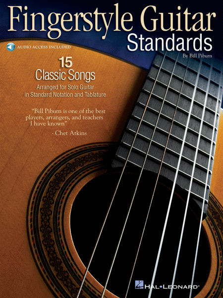Fingerstyle Guitar Standards
