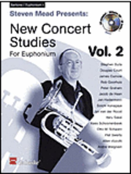 Steven Mead Presents: New Concert Studies for Euphonium