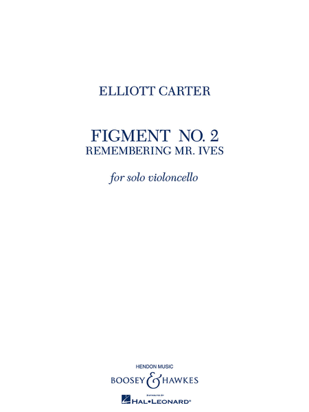 Figment No. 2 - Remembering Mr. Ives