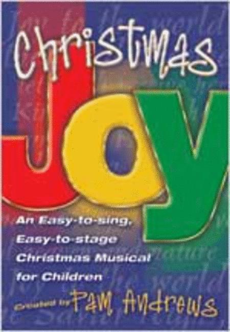Christmas Joy (Bulletin Blanks)