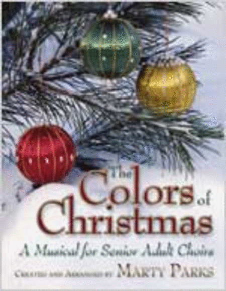 The Colors of Christmas (Stereo Accompaniment CD)