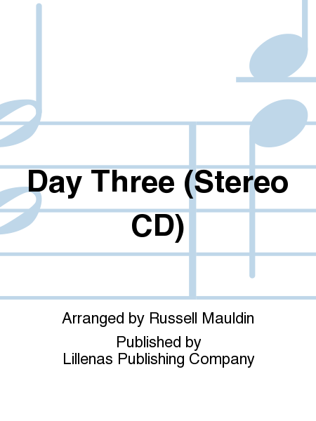 Day Three (Stereo CD)