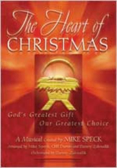 The Heart of Christmas (Bulletin Blanks)