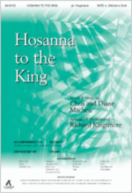 Hosanna to the King (Anthem)
