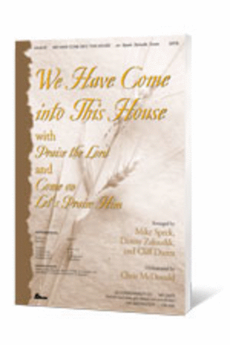 We have come into this house anthem sheet music by mike for Anthem house music