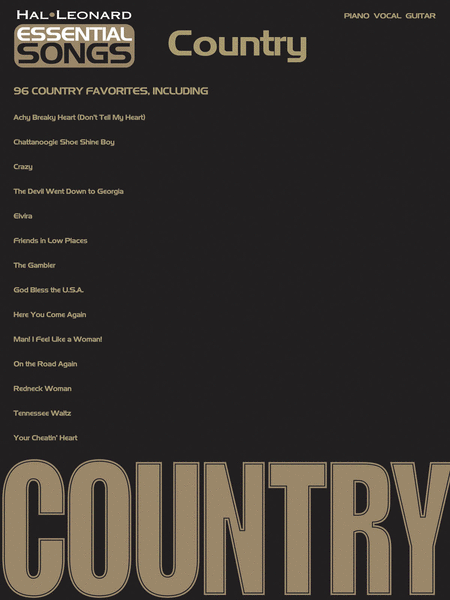 Essential Songs - Country