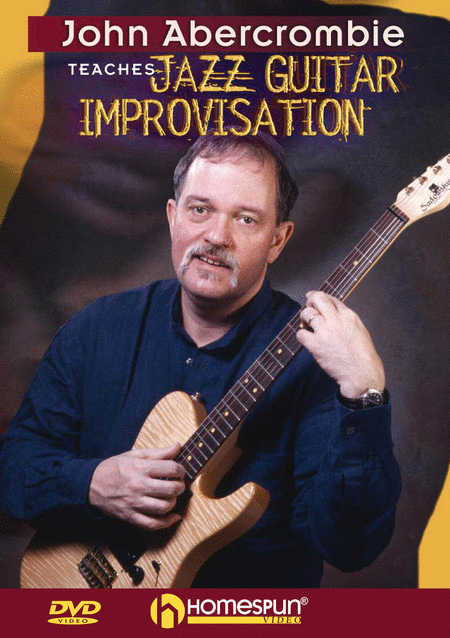 John Abercrombie Teaches Jazz Guitar Improvisation