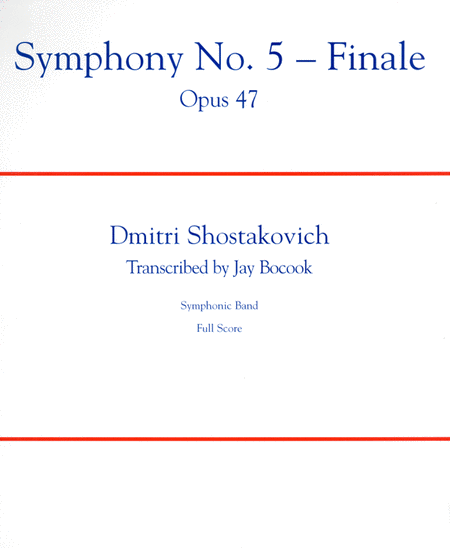 Symphony No. 5 - Finale