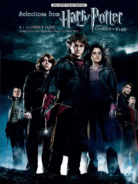 Selections from Harry Potter And The Goblet Of Fire - Big Note