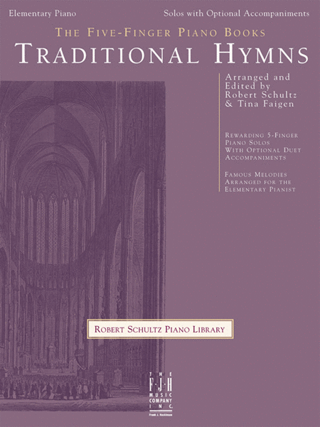 The Five-Finger Piano Books: Traditional Hymns
