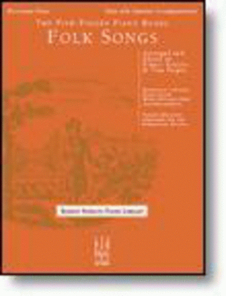 The Five-Finger Piano Books: Folk Songs (NFMC)