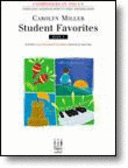 Student Favorites, Book 3